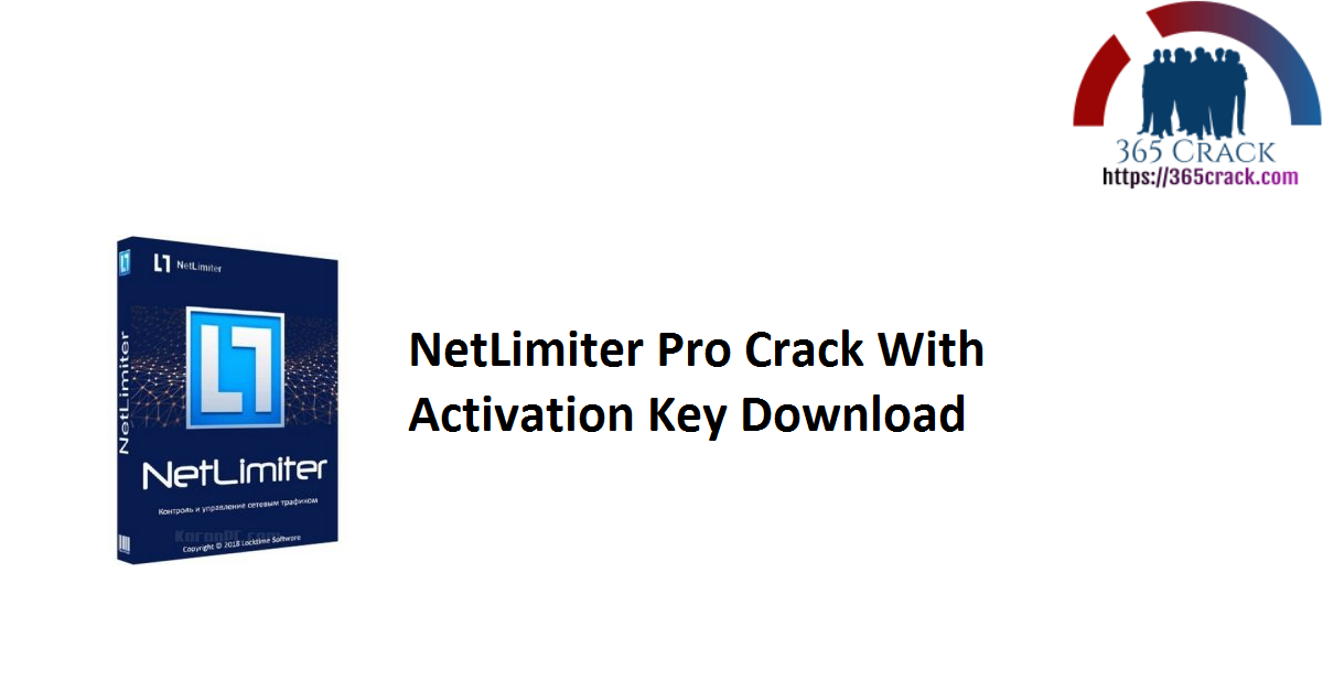 NetLimiter Pro Crack With Activation Key Download