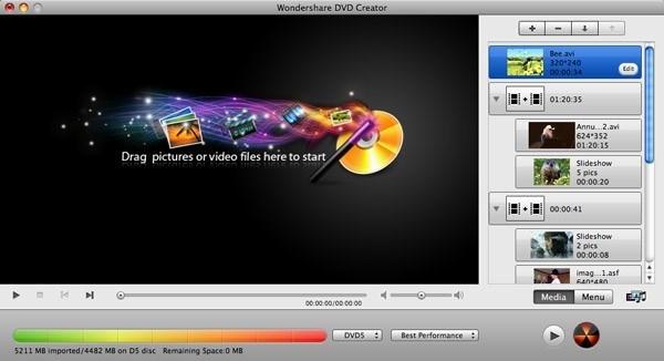 Wondershare DVD Creator Crack With Activation Keys Download