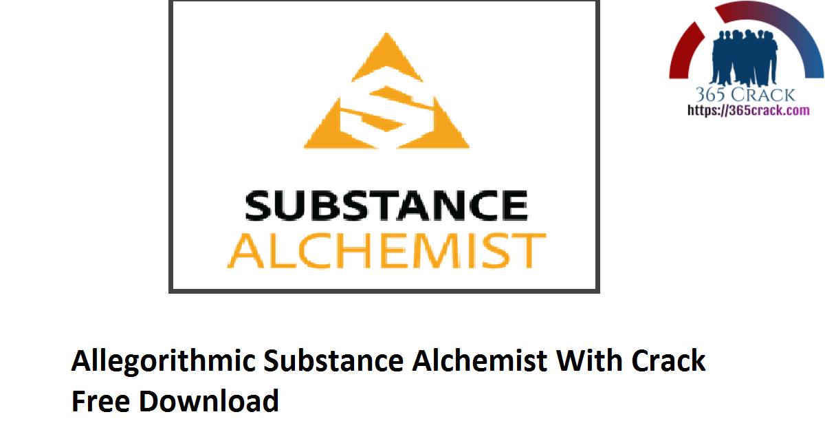 Allegorithmic Substance Alchemist 2021.3.1 (x64) With Crack