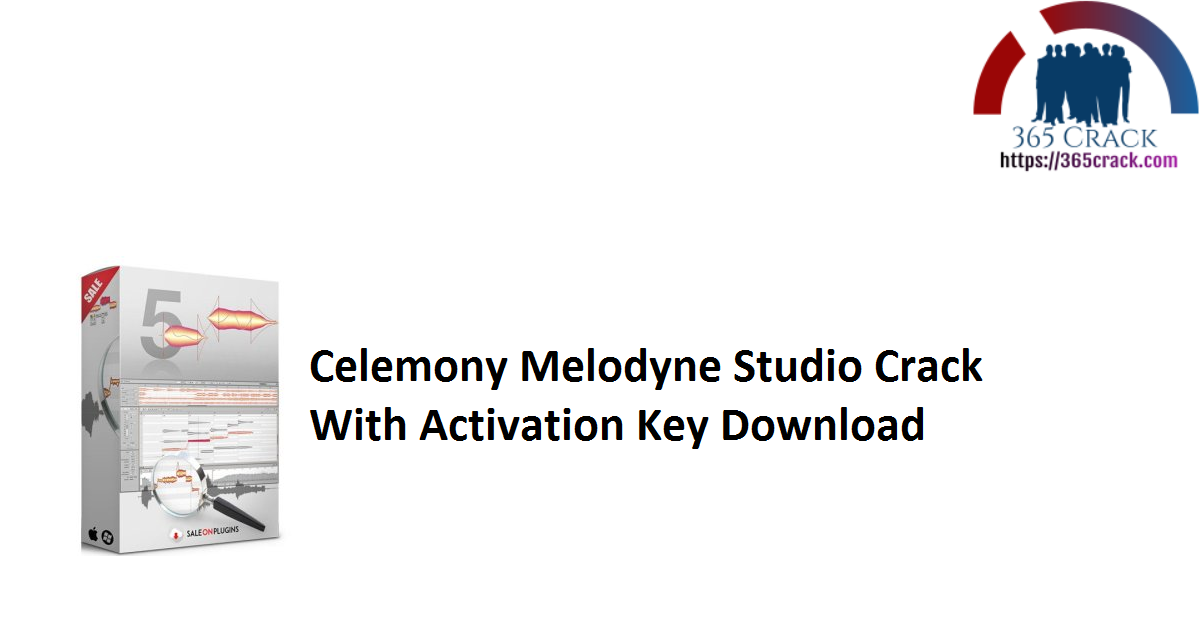 Celemony Melodyne Studio Crack With Activation Key Download