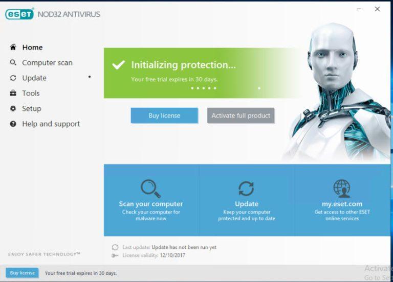 ESET NOD32 Antivirus Crack With Activation Key Download