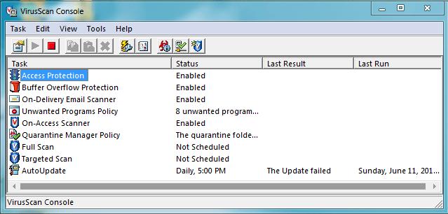 McAfee VirusScan Enterprise Crack With Registration Key Download