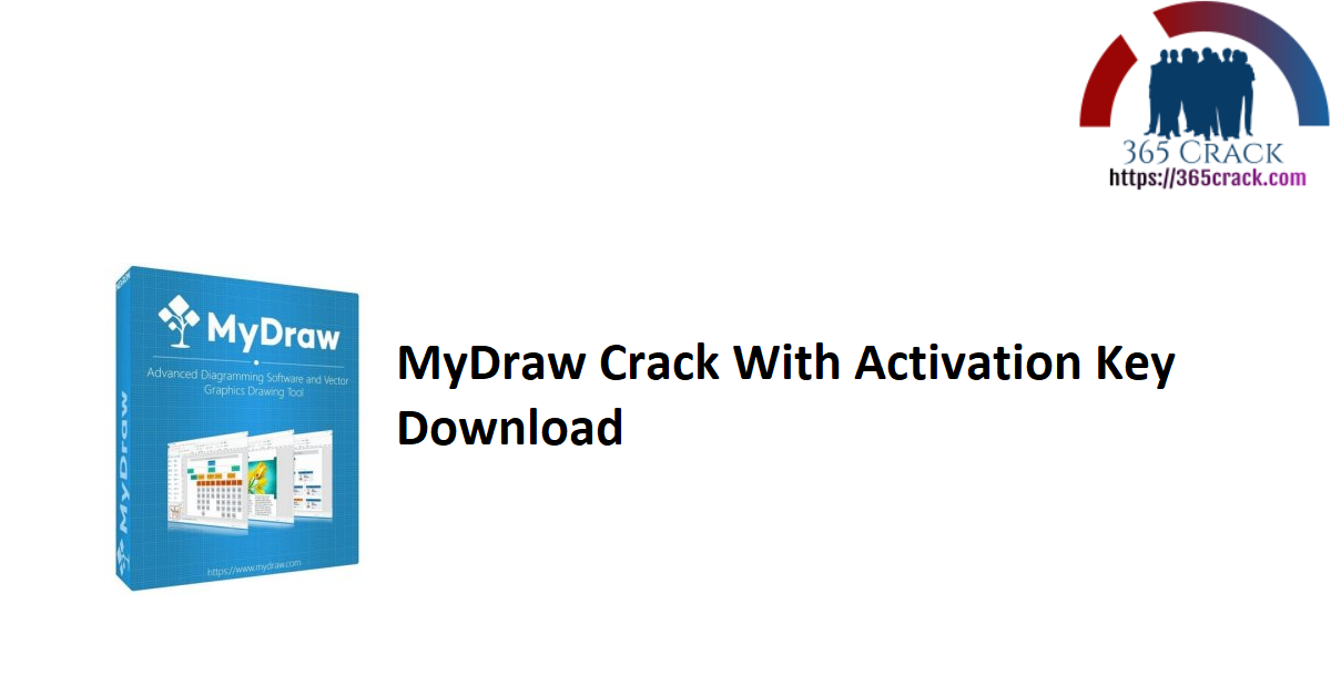 MyDraw Crack With Activation Key Download
