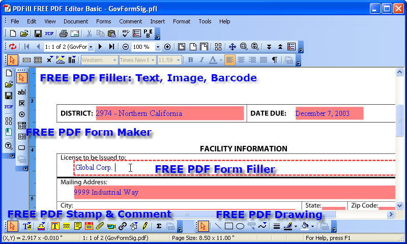 PDFill PDF Editor Pro Crack With Registration Key Download