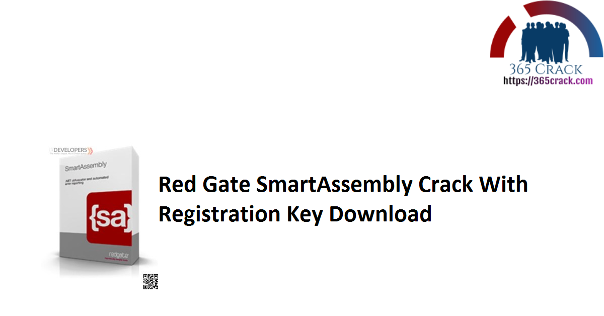 Red Gate SmartAssembly Crack With Registration Key Download