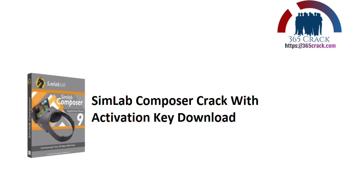 SimLab Composer Crack With Activation Key Download