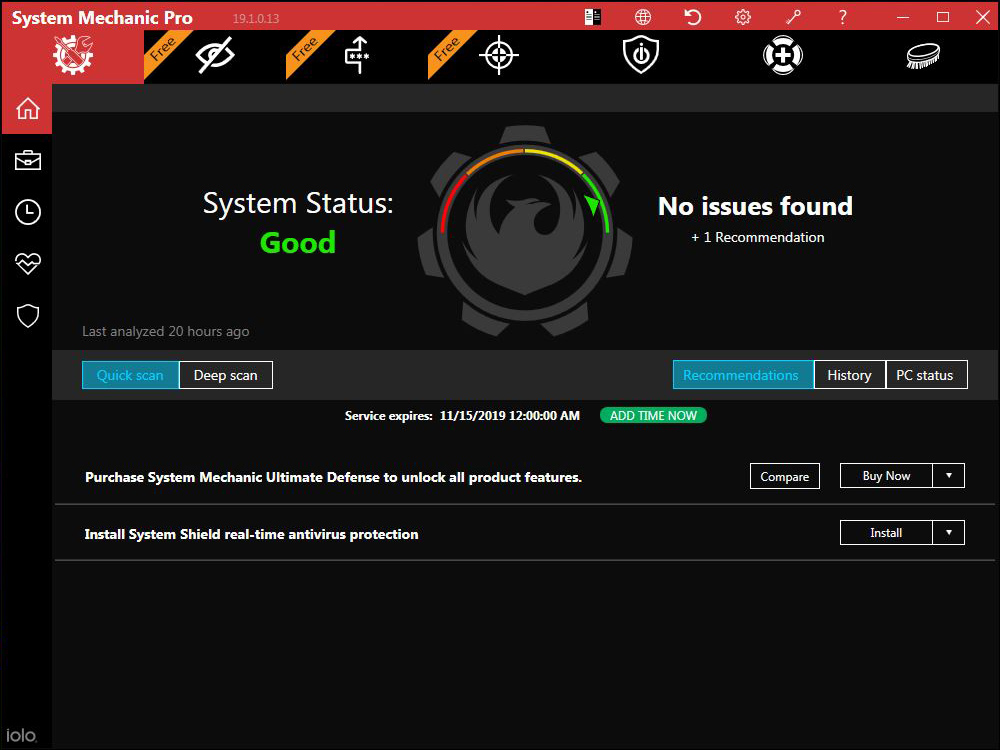 System Mechanic Pro Crack With Registration Key Download