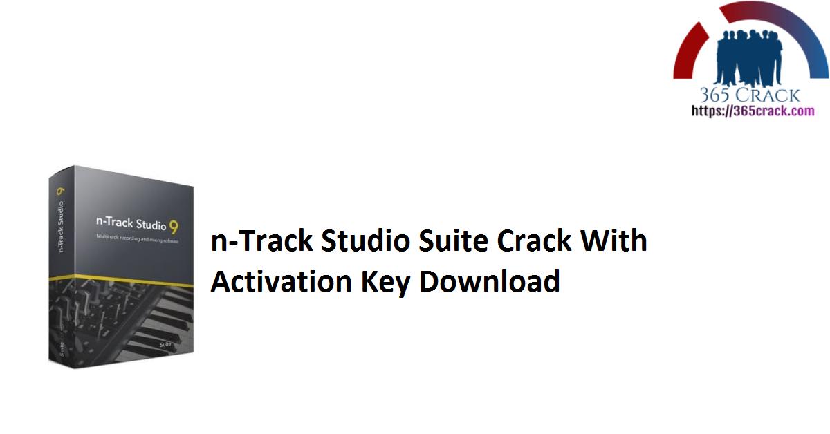 n-Track Studio Suite Crack With Activation Key Download