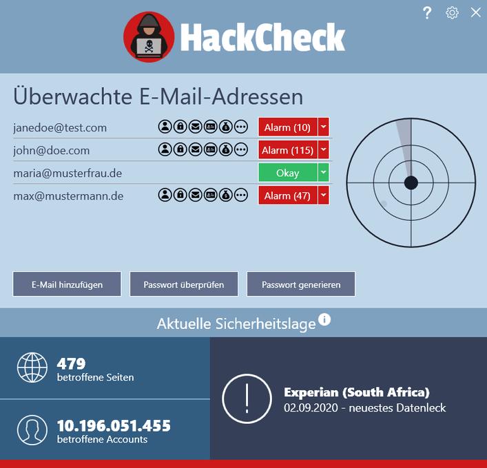 Abelssoft HackCheck Crack With Activation Key Download