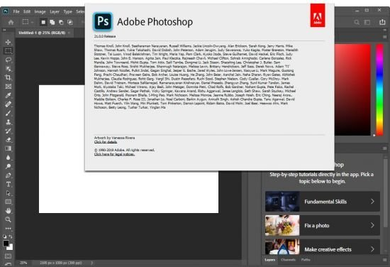Adobe Photoshop Crack With Serial Keys Download