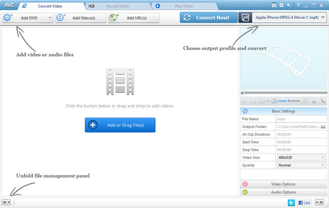 Any Video Converter Ultimate Crack With Activation Keys Download