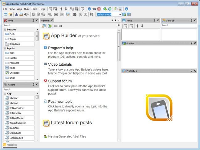 App Builder Crack With Registration Keys Download