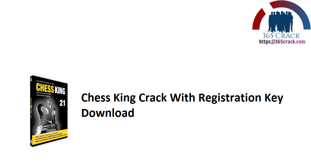 Chess King Crack With Registration Key Download