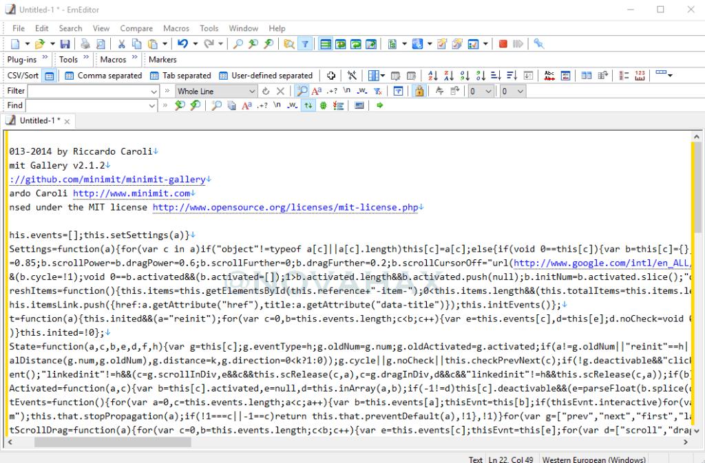 Emurasoft EmEditor Professional Crack With Activation Key Download