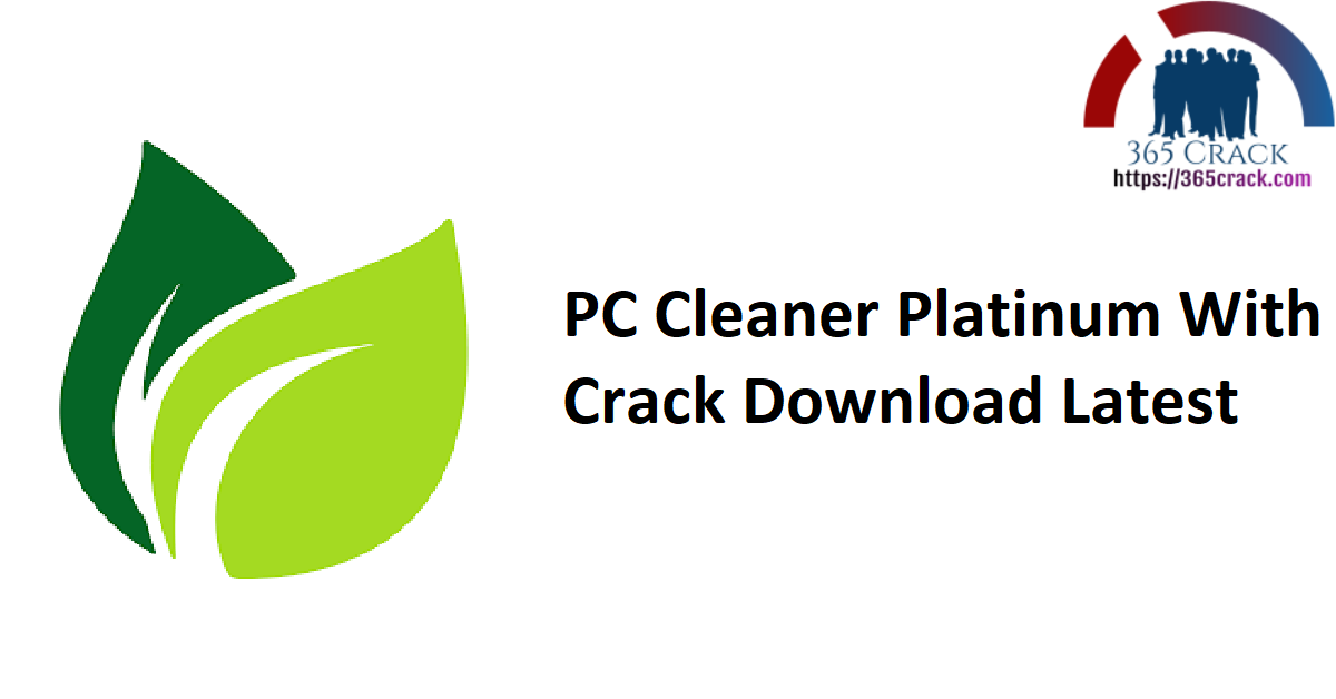 PC Cleaner Platinum With Crack Download Latest