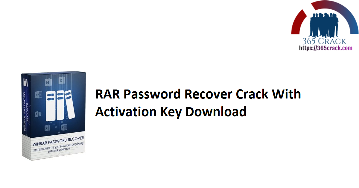 RAR Password Recover 2.1.2.0 Crack With Activation Key 2021