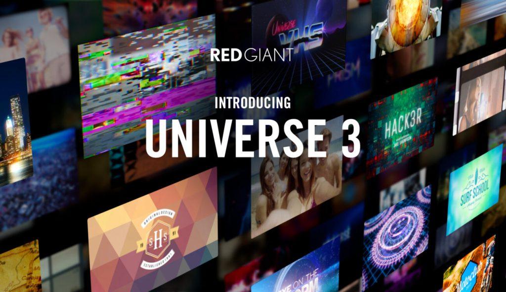 Red Giant Universe Premium Crack Activation Key Download