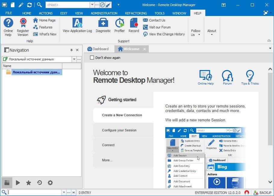 Remote Desktop Manager Enterprise Crack With Serial key Download