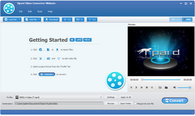 Tipard Video Converter Ultimate Crack With Activation Key Download