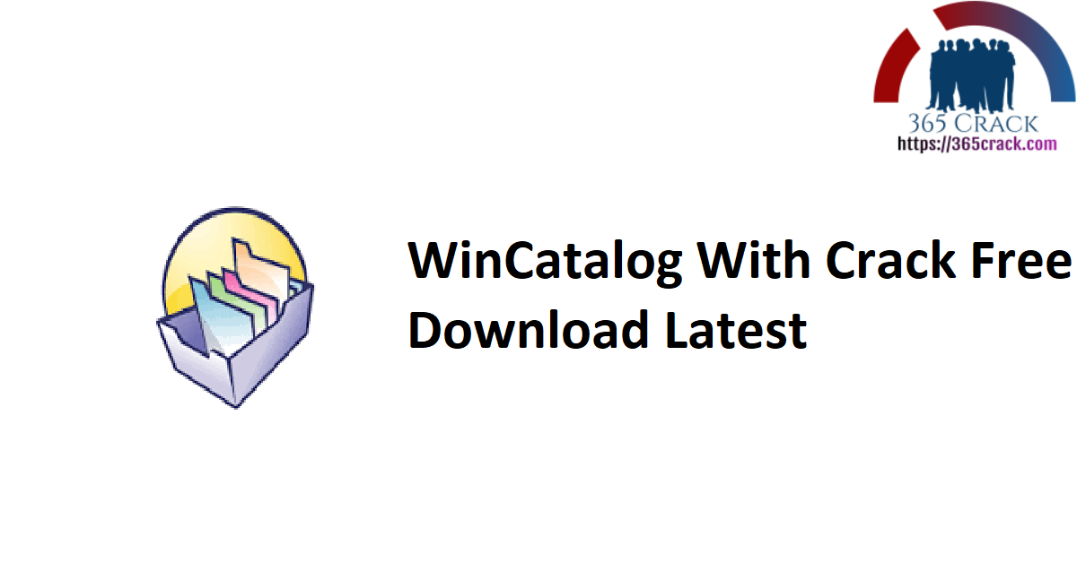 WinCatalog With Crack Free Download Latest