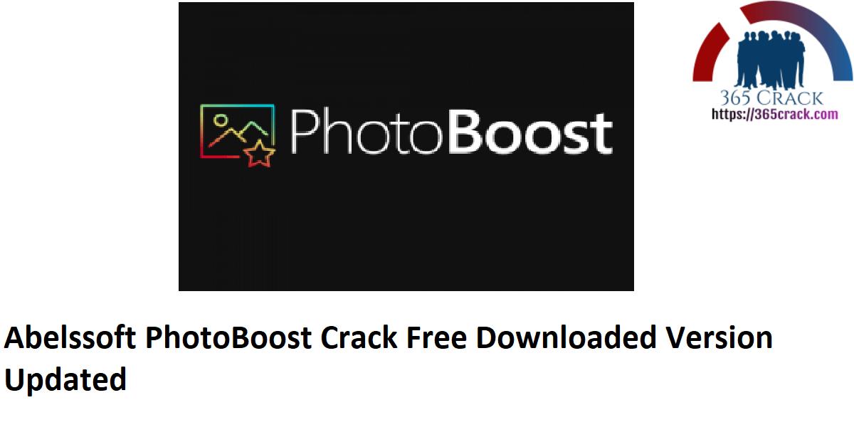 Abelssoft PhotoBoost 2020.20.0819 Crack Free {2021}