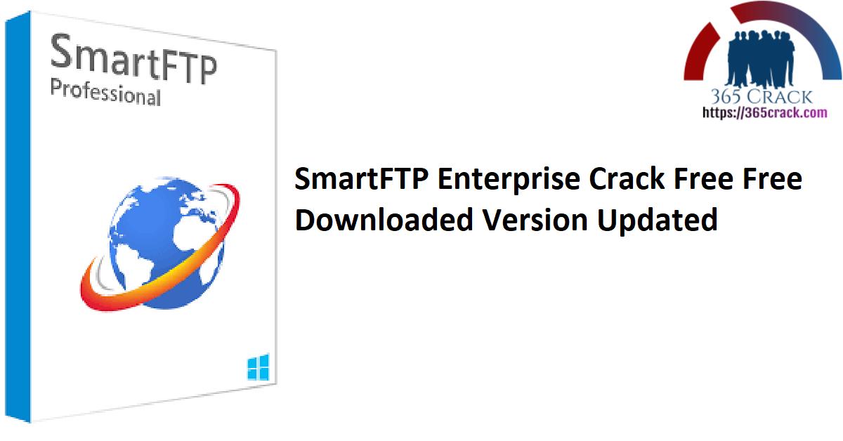 SmartFTP Enterprise 9.0.2736.0 Crack Free {2021}