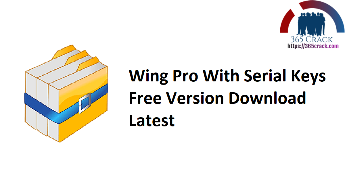 Wing Pro With Serial Keys Free Version Download Latest