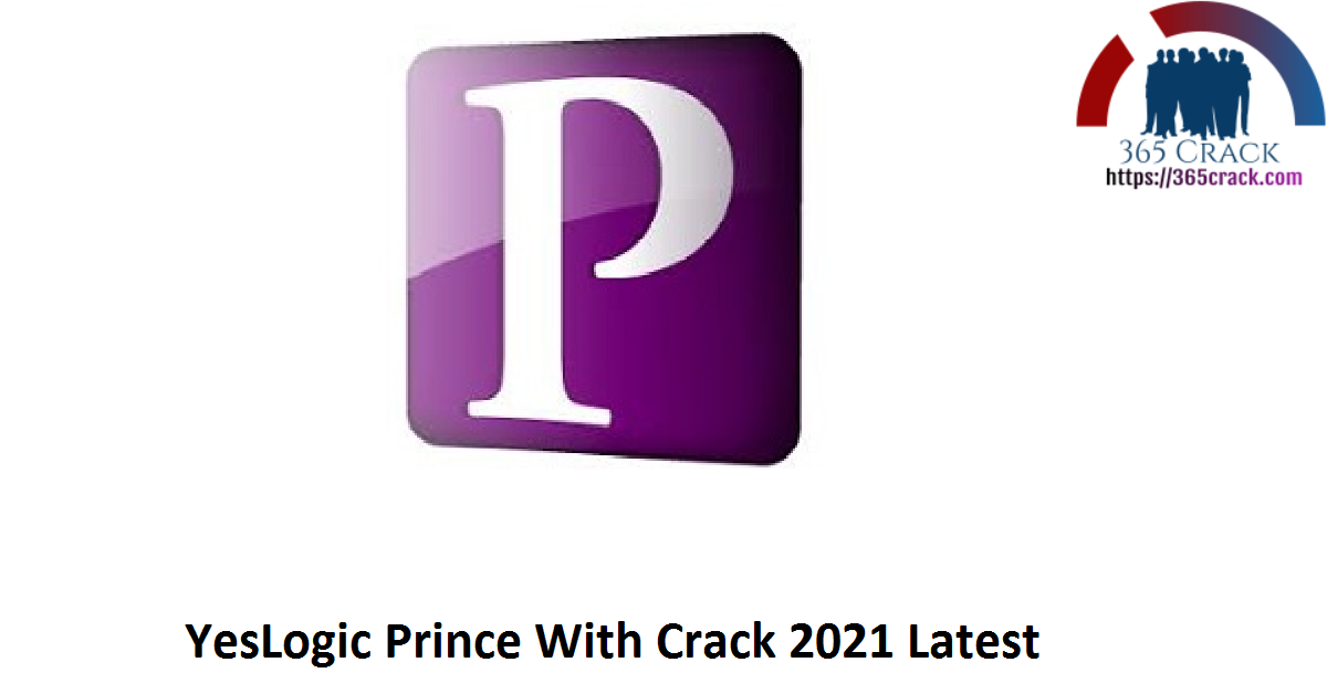 YesLogic Prince 14.0 With Crack {2021}